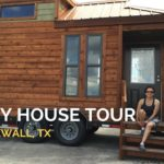 Estilo de Vida Minimalista - Tiny House Tour en Cabin Supercenter, Rockwall, TX
